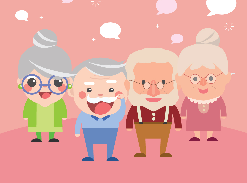 สิ่งที่ควรระวังของโซเชียลมีเดียกับผู้สูงอายุ