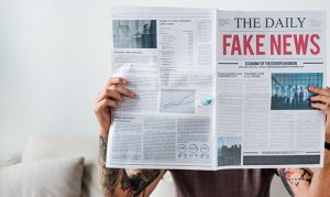 Read more about the article วิธีการสังเกตว่าข่าวมั่วหรือข่าวจริง